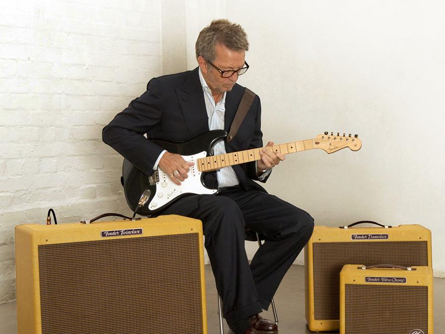 Guitarra Fender Eric Clapton