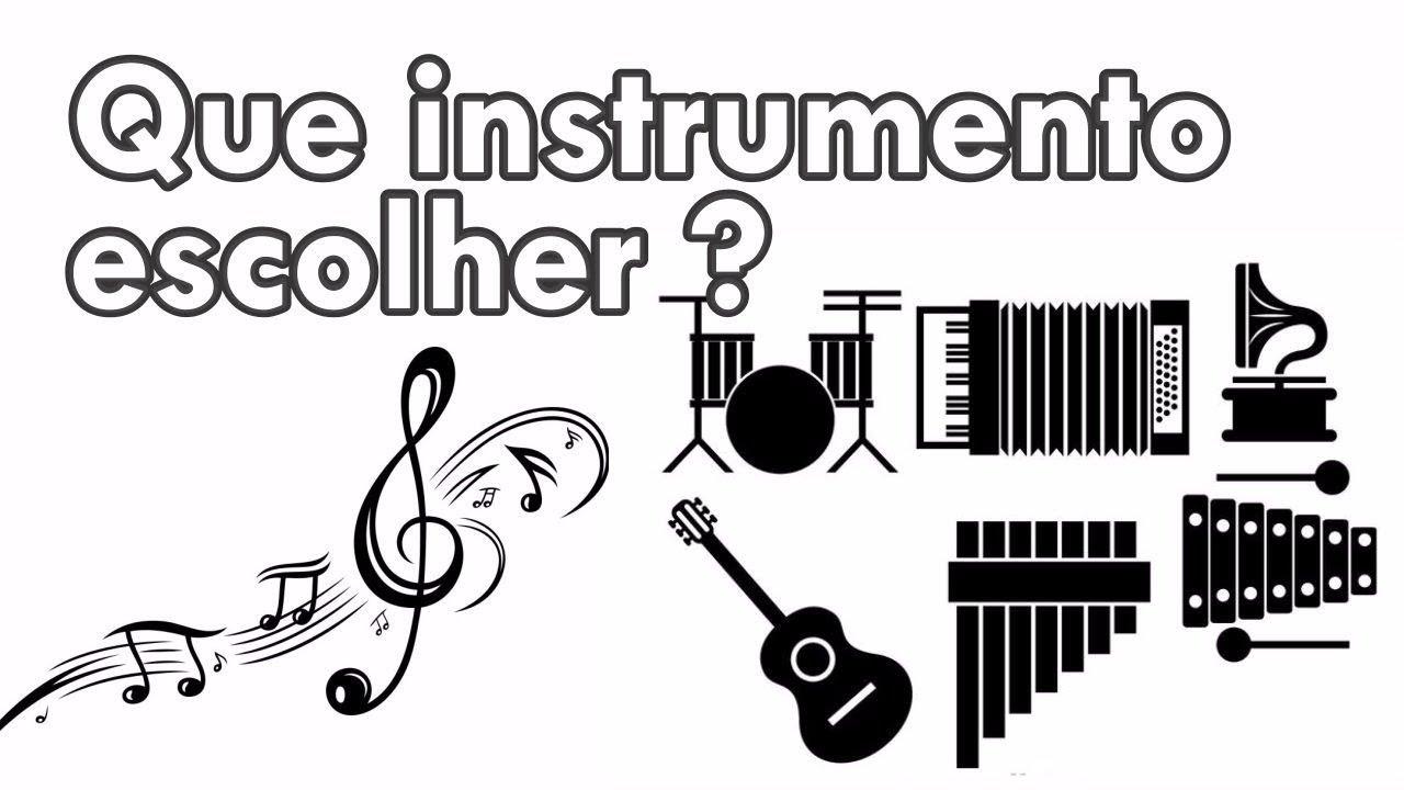 Que instrumento escolher?